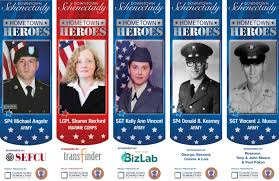 Hometown Heroes Banner Program-Extended our deadline until June 4th