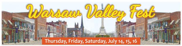 Warsaw Valley Fest Craft & Vendor Application