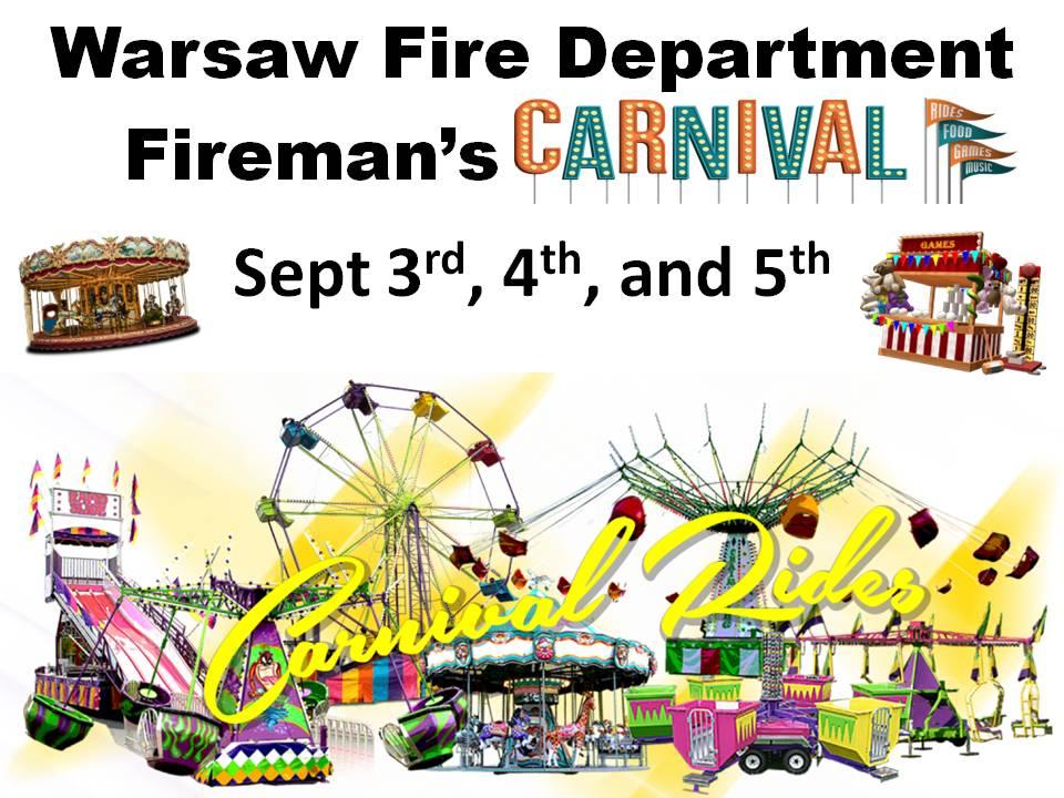 warsaw carnival